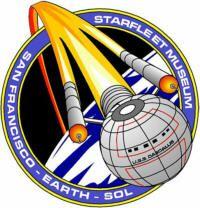 starfleet museum -lots of speculative star trek ships