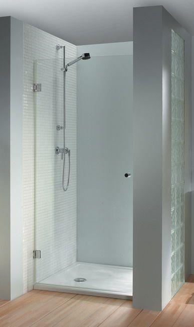 Sprchová zástěna Riho Scandic S101 - 90 cm, GC01200