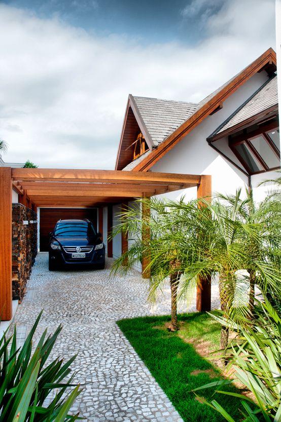 11 best Garage et carport en bois images on Pinterest Garage - fabricant de garage prefabrique
