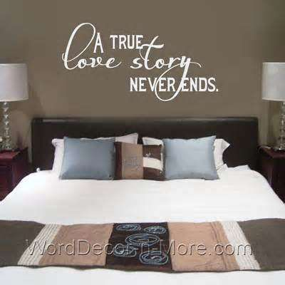 Couple Bedroom Quotes QuotesGram Wall StickersQuotes