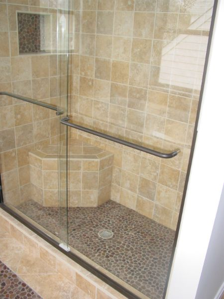 17 Best Images About New Bathroom On Pinterest Shower Tiles Built Ins And Tile