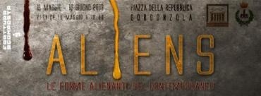 "Streamcolors is proud to in this exhibition called ""Aliens. Le forme alienanti del contemporaneo"" Check it out and come if you can :)"