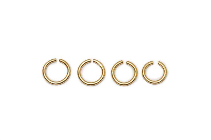 gap rings #rivajewels #earcuffandmore