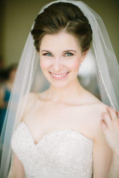Bridal beauty: http://www.stylemepretty.com/illinois-weddings/chicago/2015/02/27/elegant-chicago-summer-wedding/ | Photography: Jacqui Cole - http://jacquicole.com/