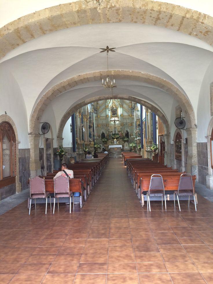 Templo Nuestra Señora del Refugio, Calzada Federalismo, Guadalajara, Jalisco