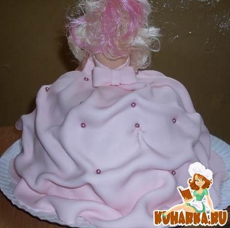 Receta: Ondulado falda para Barbie