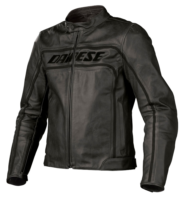 The Dainese Tourage Vintage Pelle Leather Motorbike Jacket is a very  stylish garment made from vintage cowhide Leather.