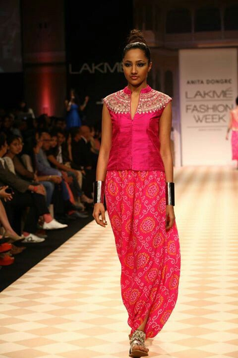 This style!! Anita Dongre