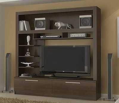 Best 25 centros de entretenimiento modernos ideas on - Muebles modernos para tv ...