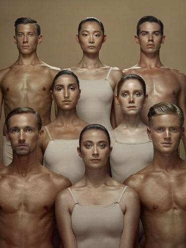 Erwin Olaf voor Het Nationale Ballet | ELLE www.workshopexperience.com