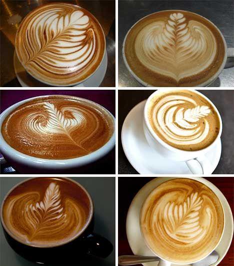 Designer Baristas: 50 Incredible Works of Coffee & Latte Art - image #3.