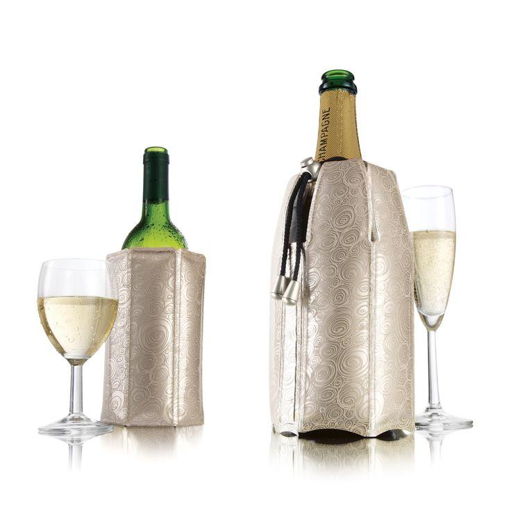 Servir / Conserver Coffret Refroidisseurs Platinum Vin et Champagne Coffret Refroidisseurs Platinum Vin et Champagne