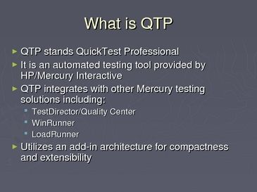 "QTP – Quick Test Professional  Although HP QuickTest Professional is usually used for ""UI Based"" Test Case Automation, it also can automate some ""Non-UI"" based Test Cases such as file system operations and database testing. For a video tutorial visit: http://www.360logica.com/insight/software-testing-channel/qtp-quick-test-professional/"