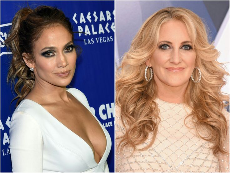 Jennifer Lopez Covers Lee Ann Womack At Las Vegas Residency Opening