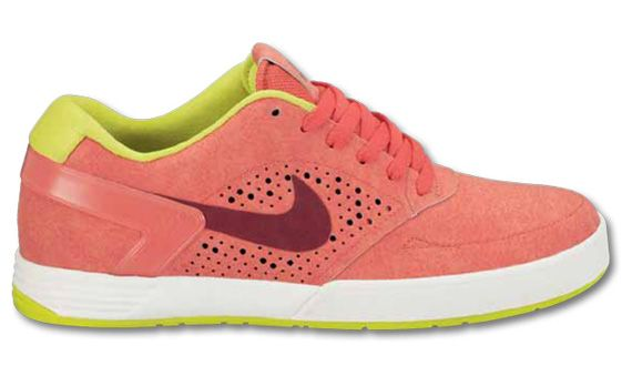 "Nike P-Rod 6 ""Melon/Volt/Red""Running Shoes, 60 Prod, Nike Prod, Nike P Rods, Sb Prod, Prod Shoes, Nike Shoes, Skating Sneakers, Shoes Shoes"