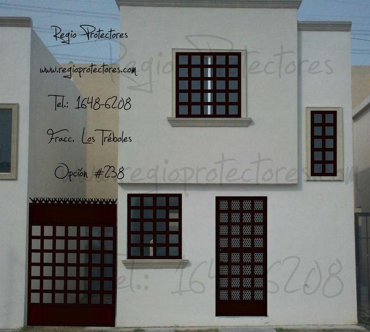 Catalogo de herreria puertas y ventanas pdf ideas para - Puertas de casa ...