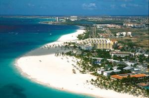 Bucuti & Tara Beach Resorts, Eagle Beach, Oranjestad. #VacationExpress