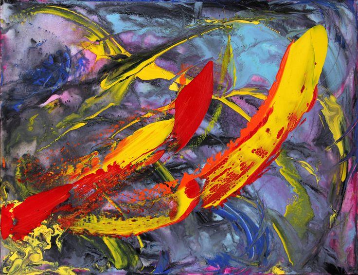 Acrylic on canvas - 0:60 mt x 0:40 mt. Gustavo A. Villegas H guscausaefecto@gmail Cel: (57) 313 432 7154 Fijo: 460 12 45
