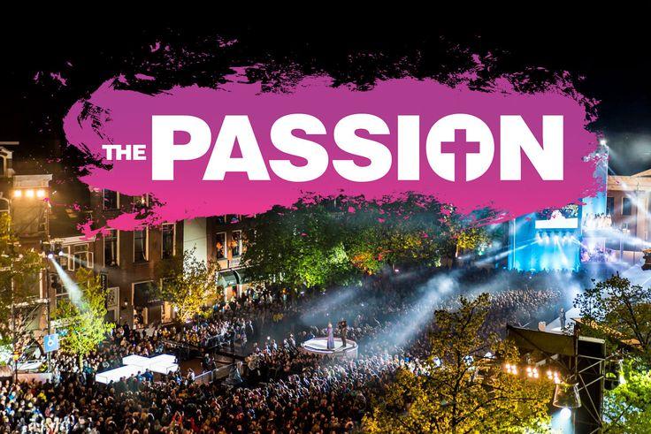 The Passion 2016 wordt in Amersfoort op donderdag 24 maart gehouden. Blijf op de hoogte via de website en Facebook.