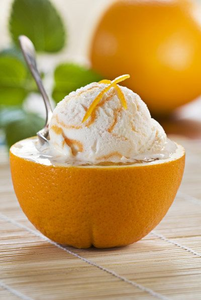 Bring the flavor of Ben & Jerrys Orange Cream Dream Ice Cream into your own kitchen without having to run to the store (or wait for it to be in Season!)- this scrumptious copycat recipe is a time honored classic . . . (click on photo for recipe)