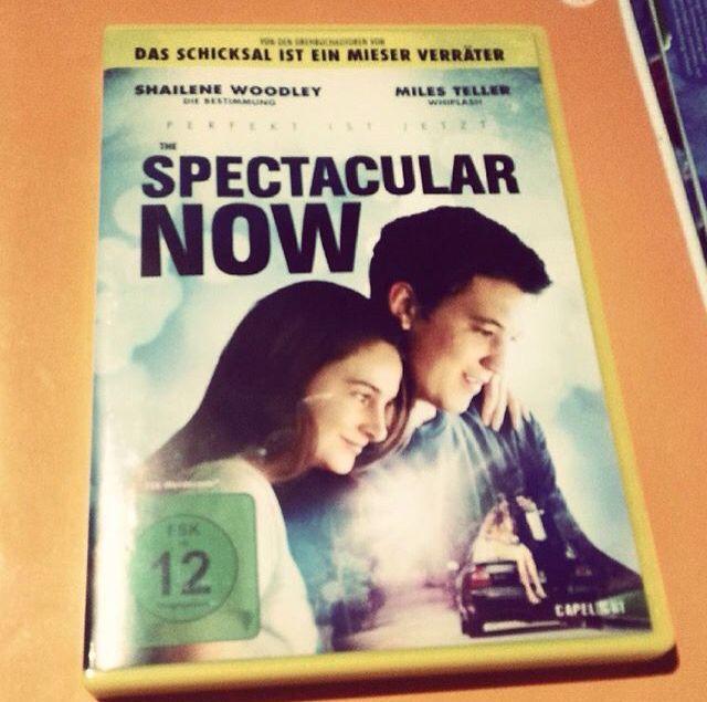 the spectacular now deutsch stream