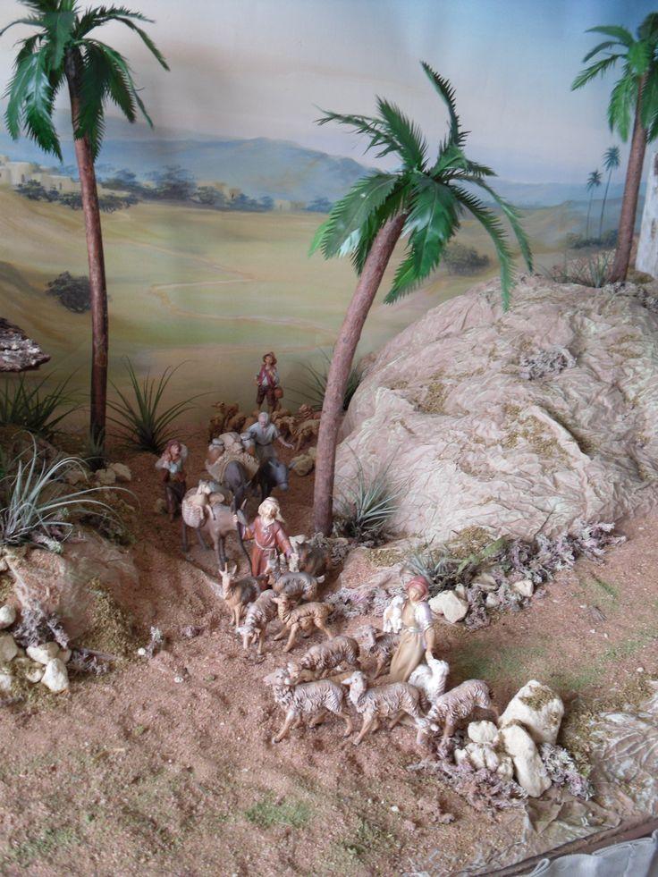 pastores y rebaño
