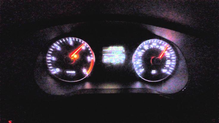 ACCELERATION 0-180 KM/H 2012  Volkswagen Jetta 2.0 TDI DSG 103 KW