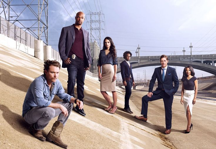 LETHAL WEAPON Season 1 Cast Photos via @seat42f
