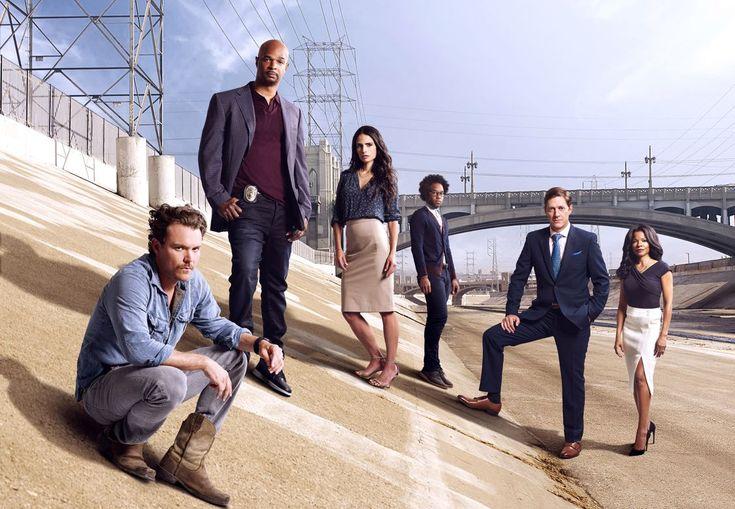 LETHAL WEAPON Season 1 Cast Photos via @seat42f