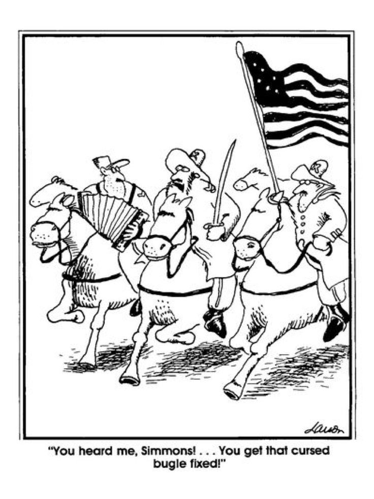 Far Side Comic Viking