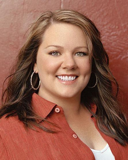 Melissa McCarthy, actress, 43