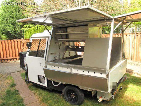 Cushman Food Truck For Sale
