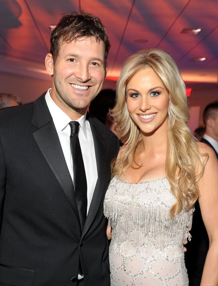 Pin for Later: Football Players and the Famous Women Who Love Them Candice Crawford