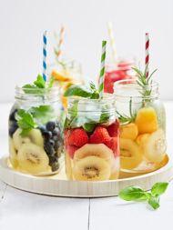 De lekkerste combinaties van water met fruit - Sante.nl