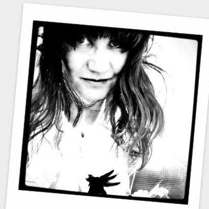 Selfportraitsz Omakuvia black and white and polaroid