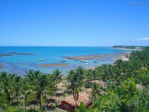Praia do Espelho- Bahia