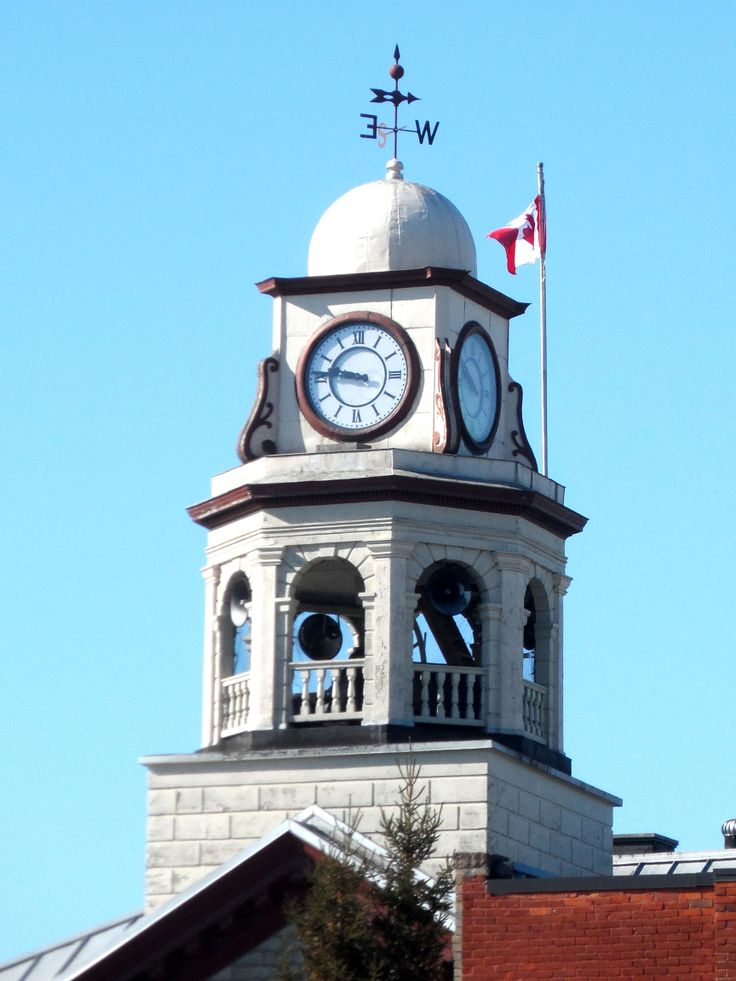 Town Hall, Perth, Ontario