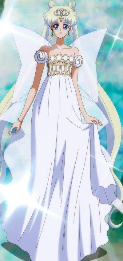 Neo Queen Serenity Crystal