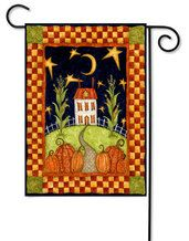 fall yard flags
