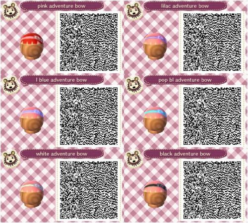 A Wide Choice Of Qr Codes For Animal Crossing New Leaf And