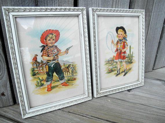 Best 25 Vintage Western Decor Ideas On Pinterest