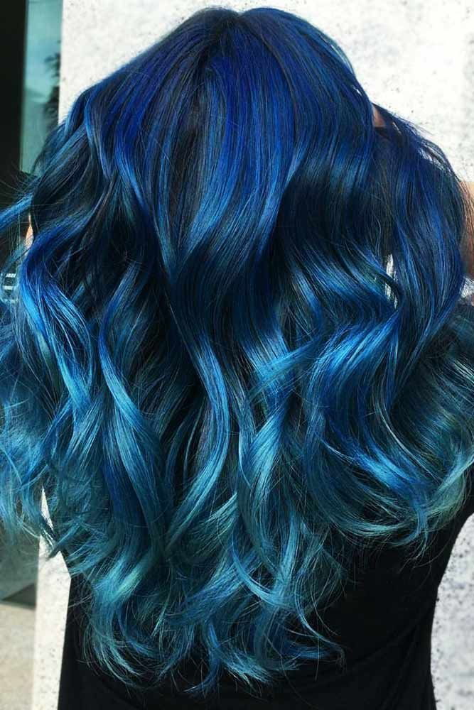 30 Inspiring Teal Hair Ideas To Stand Out In The Crowd Hair