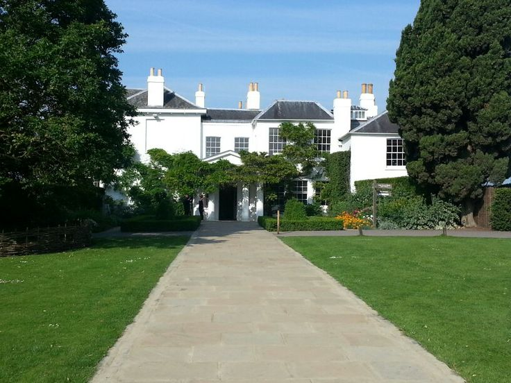 Pembroke Lodge In Richmond Park A Beautiful Venue With Stunning Views From The Back Of