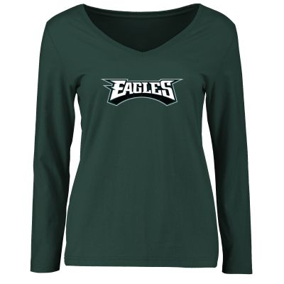 womens plus size philadelphia eagles shirt, womens 2x philadelphia eagles shirt, womens 3x 3xl philadelphia eagles t-shirt, womens 4x 4xl philadelphia eagles shirt, plus size philadelphia eagles apparel