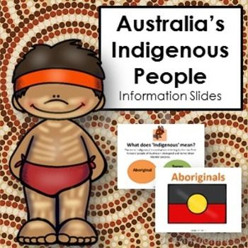 An overview of who Australia's Indigenous peoples are, their traditions, flags and culture.Contains background information on Aboriginal and Torres Strait Islander people including:Where they liveWhat their flags areWhat Indigenous culture isLanguage mapsAnd much moreThese slides will help your students understand the difference between the term Indigenous and Aboriginal/Torres Strait Islander.Save money by purchasing the HASS Australia Bundle: History Geography and Indigenous…