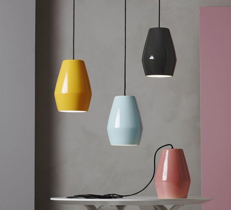 Bell mark brown northern lighting bell mustard luminaire lighting design signed 19031 product