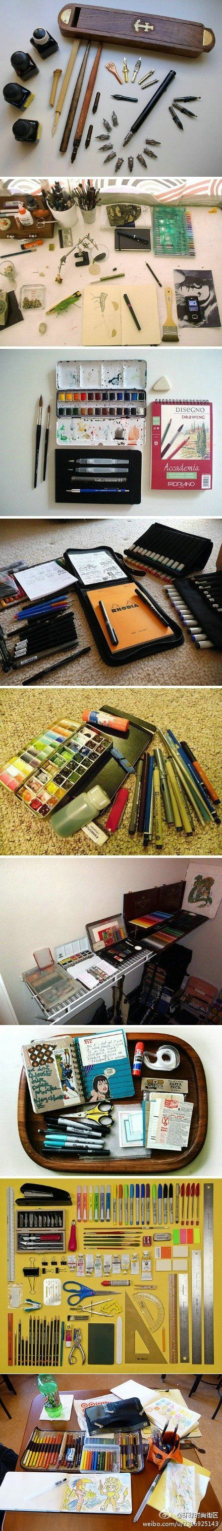 drawing tools!