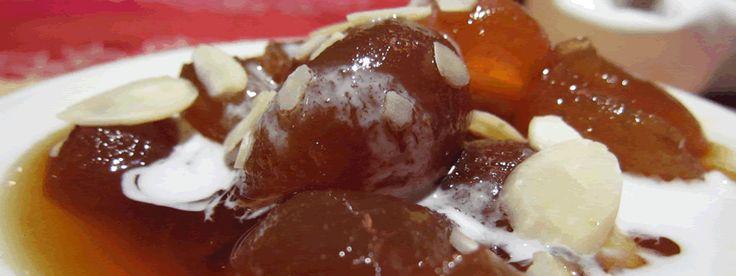 Hyderabadi Khubani ka Meetha(Apricot dessert)