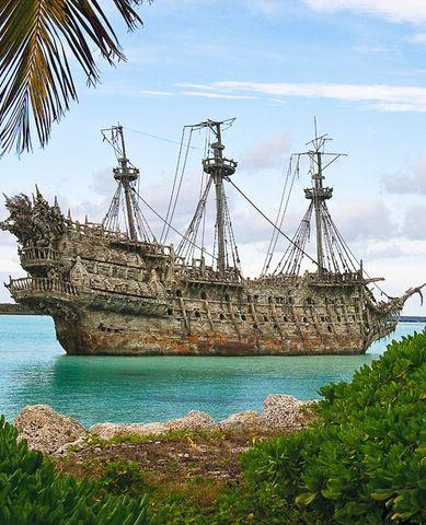"""Commandeer. We're going to commandeer that ship. Nautical term."" - J. Sparrow"