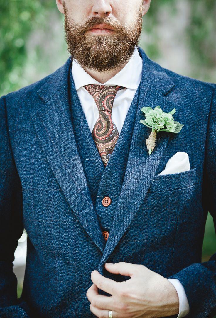 19 best Wedding Suits images on Pinterest | Groom suits, Grey suit ...